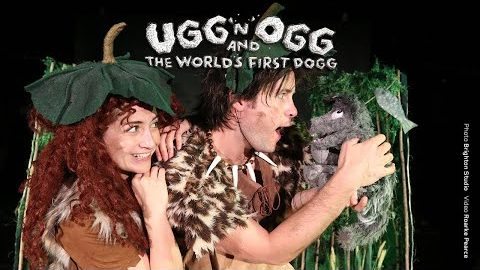 Ugg 'n' Ogg and the Worlds First Dogg Trailer